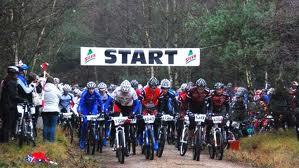 Starten Fall Race