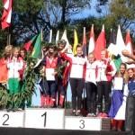 Bronze Nikoline EYOC 2013