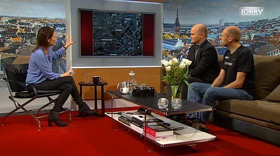 Carsten TV Lorry VM Halvmarathon